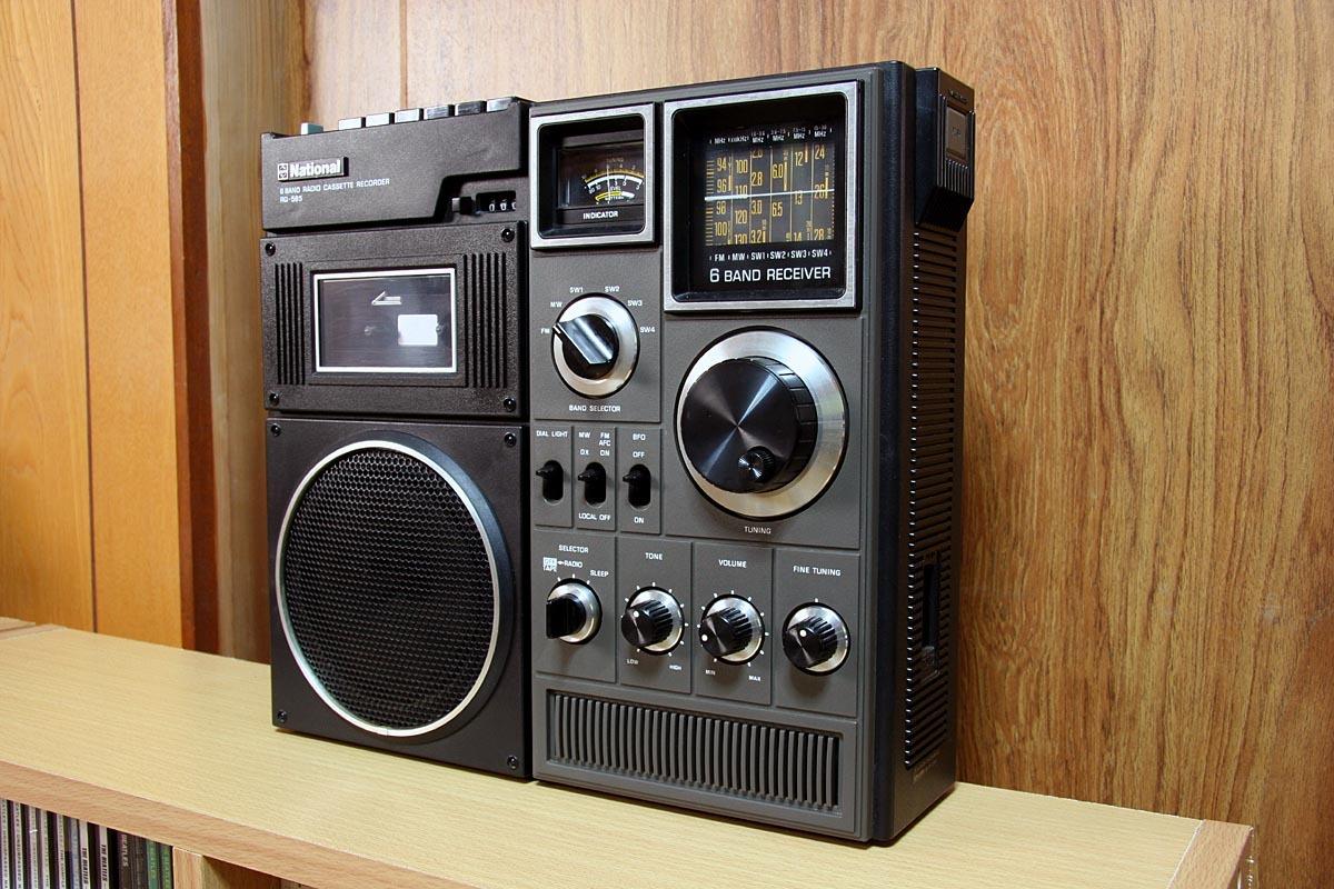 ラジオ の ゆるみ お また